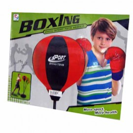 boxing more sport more health